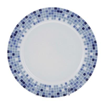 Тарелка десертная Opal, декор «Мозайка», 17 см - Фото 1