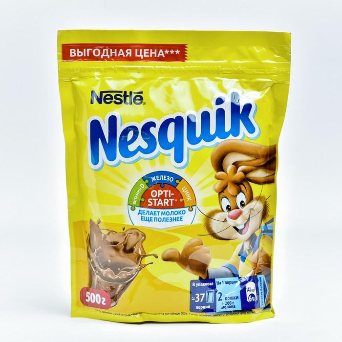 Какао-напиток Nesquik, 500 г