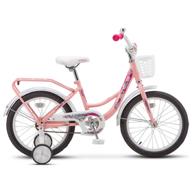 "Велосипед 14"" Stels Flyte Lady, Z011, цвет розовый"