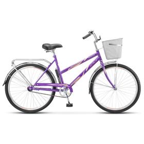 """Велосипед 26"""" Stels Navigator-200 Lady, Z010, цвет фиолетовый, размер 19"""""""
