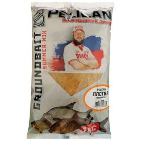 Прикормка PELICAN плотва, кукуруза, 1 кг