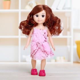 Кукла «Анна» в платье Ош