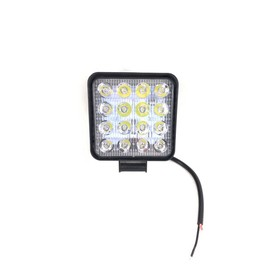 Фара светодиодная GE-WSQ016S (SL30) OFF-Road, 16, 48 Вт, 110x30x125 мм, 12/24В Ош