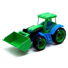 Трактор «Трудяга»