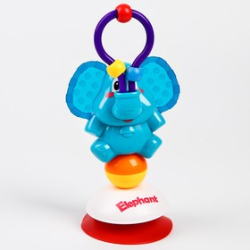 Развивающая игрушка «Слоник», на  присоске