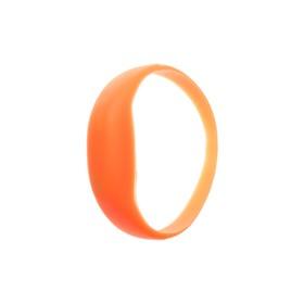 Светодиодный браслет на руку, SY-AB14, от 2 х CR1220, 3 режима, оранжевый Ош