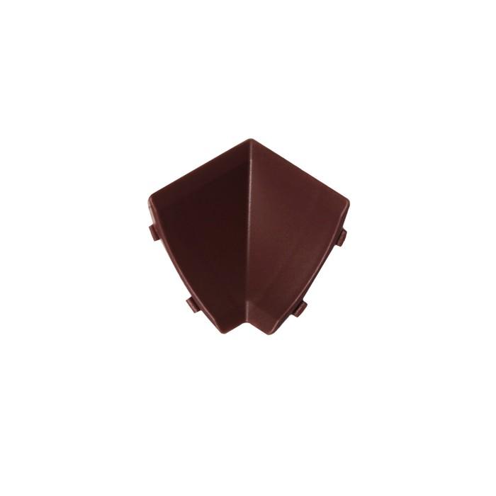Внутренний угол АР120, коричневый