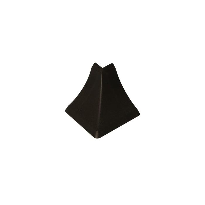 Внешний угол АР120, черный матовый