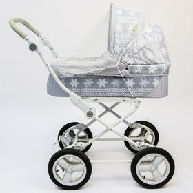 Москитная сетка на коляску, 80х100, цвет белый Ош