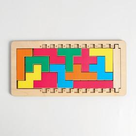 Тетрис – головоломка с уровнями сложности  102401