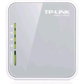 Маршрутизатор беспроводной TP-Link TL-MR3020 N300, 10/100 Мбит, 4G ready, белый