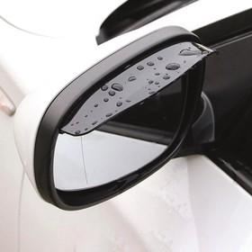 Дефлекторы для боковых зеркал заднего вида, защитные, набор 2 шт, AV-SM-01 Ош