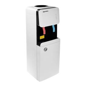 Кулер для воды AquaWork 105 LDR, нагрев и охлаждение, 700 Вт, белый Ош