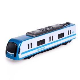 Поезд инерционный «Город» Ош