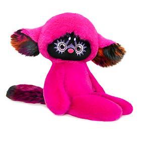 Мягкая игрушка «Тёко», цвет фуксия, 25 см