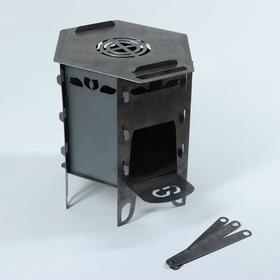 Печь универсальная 'Лотос разборная малая' 2 мм 8 л Ош