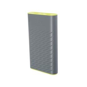 Внешний аккумулятор Hoco B31 Redge, 20000 мАч, 2 А, 2 USB, серый