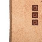 Палас АРХИМЕД размер 100х150 см, цвет бежевый 17/23 войлок 195 г/м2 - Фото 2