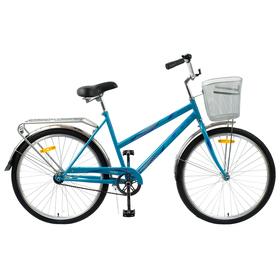 Велосипед 26' Stels Navigator-200 Lady, Z010, цвет бирюзовый, размер 19' Ош