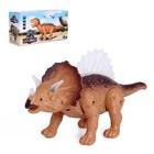 Динозавр «Спинозавр», работает от батареек, световые и звуковые эффекты, МИКС