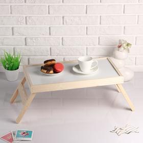 Столик для завтрака складной 'Руссо', 50×30см Ош