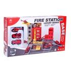 Парковка «Пожарная станция»