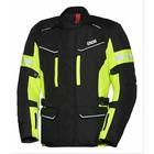 Куртка туристическая Evans-ST чёрный, жёлтый, XL