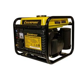 Генератор CHAMPION IGG1200, 4Т, 2.6 л.с., 1.4 кВт, 220/12 В, 5.5 л, ручной старт