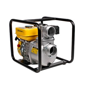 Мотопомпа бензиновая CHAMPION GP80, 4Т, 7 л.с., 5.15 кВт, d=76 мм, 1000 л/мин, 8/28 м Ош
