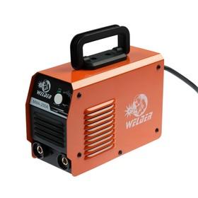 Сварочный аппарат Welder MMA-200A, 5.1 кВт, 20-200 А, ПВ 70%, d=1.6-3.2 мм