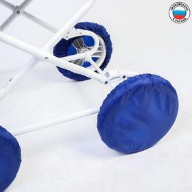 Чехлы на колеса коляски, d=32 см., 3 шт., оксфорд Ош