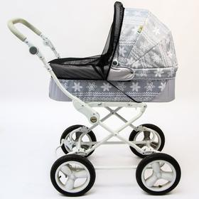 Москитная сетка на коляску, 60х100, цвет черный Ош