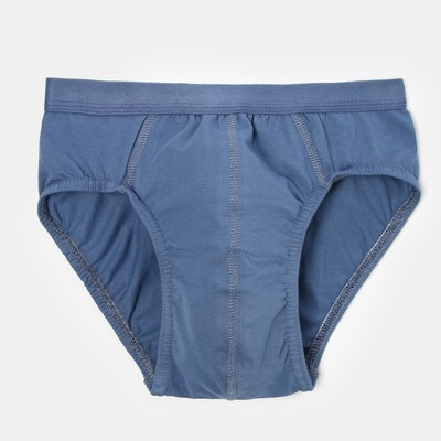Трусы для мальчика, цвет тёмно-синий, рост 110-116 см (4) - Фото 1