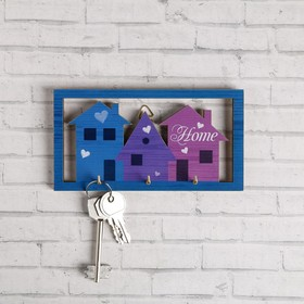 Ключница 'Home' домики Ош