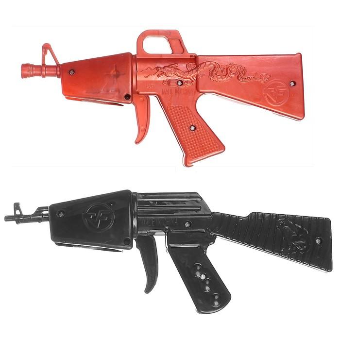Пистолет для спрея-серпантина, цвета МИКС