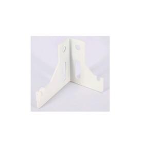 Настенный кронштейн Buderus K9.2 ПРАВЫЙ белый, с пластиковыми вставками для 10/11типов