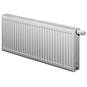 Радиатор стальной Buderus K-profil 22, 300 x 400 мм, 475 Вт, боковое подключение