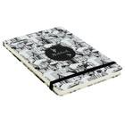 Блокнот А5, 100 листов, Megapolis Journal, вертикальный, на резинке, твёрдая обложка дизайнерский картонный блок 70 г/м2, бежевый, в точку - Фото 2