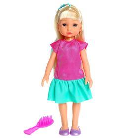 Кукла «Анна» с расчёской, МИКС Ош