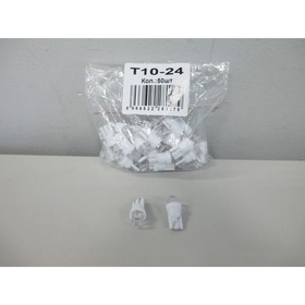 Лампа светодиодная Т10 (W2,1-9,5d) белая 24 В Ош
