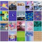 Тетрадь 96 листов в клетку, на скрепке Super МИКС 20 дизайнов
