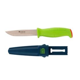 """Нож многофункциональный """"поплавок"""" """"СИБРТЕХ"""" 79016, для туристов, рыбаков и садоводов, 230 мм   5014"""
