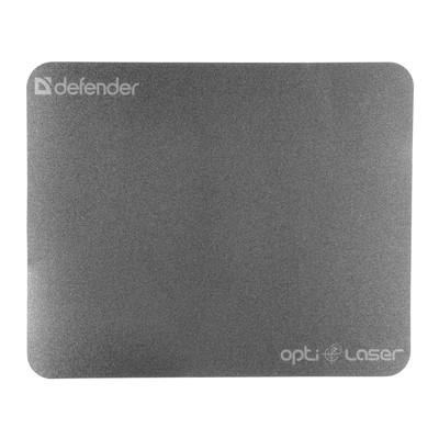 Коврик для мыши Defender Silver opti-laser, 220х180х0.4 мм, 5 видов - Фото 1