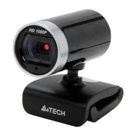 Веб-камера A4Tech PK-910H, 2МП, 1920x1080, микрофон, USB 2.0, чёрный