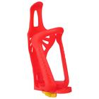 Флягодержатель XG-089-1 пластиковый, цвет красный