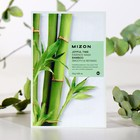Тканевая маска для лица с экстрактом бамбука MIZON Joyful Time Essence Mask Bamboo, 23 г