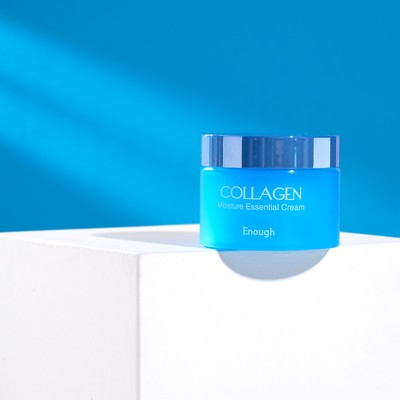 Увлажняющий крем с коллагеном ENOUGH Collagen Moisture Essential Cream, 50 г - Фото 1