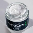 Увлажняющий крем для лица с экстрактом козьего молока JIGOTT Goat Milk Whitening Cream, 70 мл - Фото 2