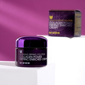 Укрепляющий коллагеновый крем для лица MIZON Collagen Power Firming Enriched Cream, 50 мл