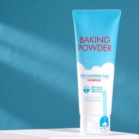 Очищающая пенка ETUDE HOUSE Baking Powder Pore Cleansing Foam, 160 мл